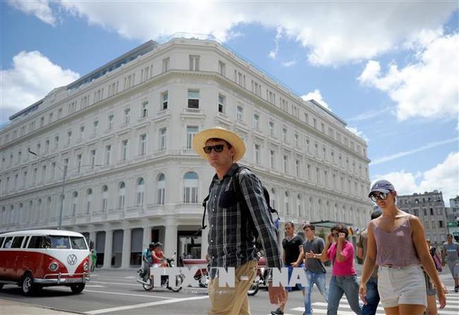 Du lịch Cuba kỳ vọng đón 5,1 triệu du khách quốc tế trong năm 2019 - Ảnh 1.