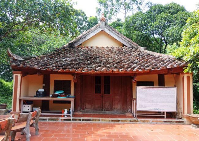Cấp phép thăm dò khảo cổ tại di tích Đền thờ Nguyễn Văn Nghi - Ảnh 1.