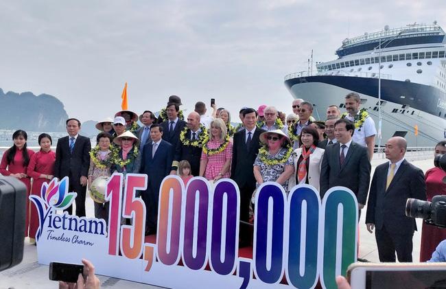 Du lịch Việt Nam đặt mục tiêu đón 18 triệu khách quốc tế năm 2019 - Ảnh 5.