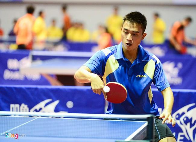 300 tay vợt tranh tài tại Giải bóng bàn các Câu lạc bộ Hà Nội mở rộng tranh cúp Báo Hànộimới lần thứ VI - Ảnh 1.