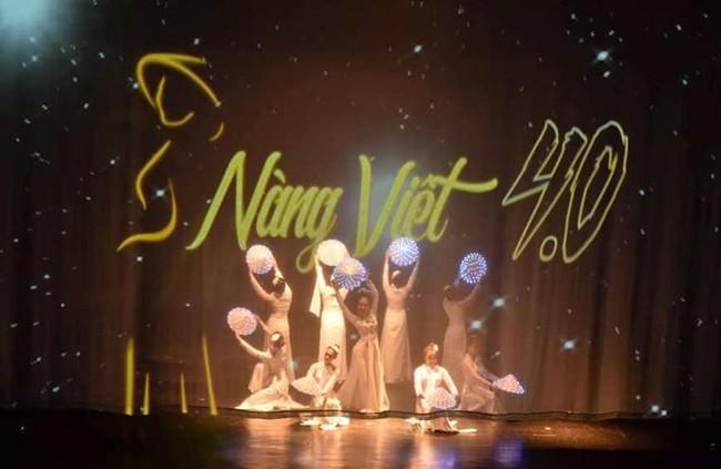 """Nhà hát Tuổi trẻ ra mắt chương trình nghệ thuật """"Nàng Việt 4.0"""" - Ảnh 1."""