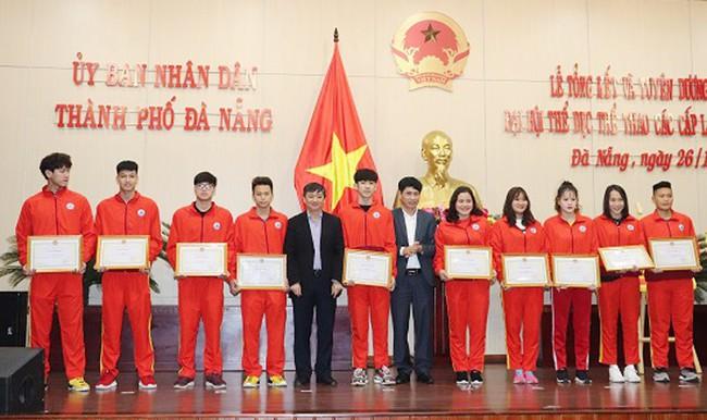 Đà Nẵng: Tổng kết và Tuyên dương thành tích Đại hội Thể dục thể thao các cấp lần thứ 8 - 2018  - Ảnh 1.