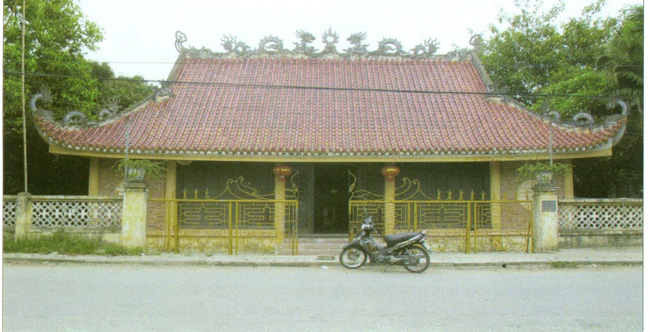 Thỏa thuận Báo cáo kinh tế - kỹ thuật tôn tạo di tích đình Diên Lộc - Ảnh 1.