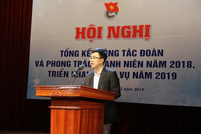 Công tác Đoàn Thanh niên Bộ VHTTDL 2019: Tiếp tục phát huy thế mạnh - Ảnh 2.