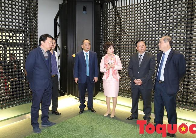 Thứ trưởng Lê Khánh Hải: PVF sẽ là nơi đào tạo ra những lứa cầu thủ vừa tài, vừa đức - Ảnh 2.