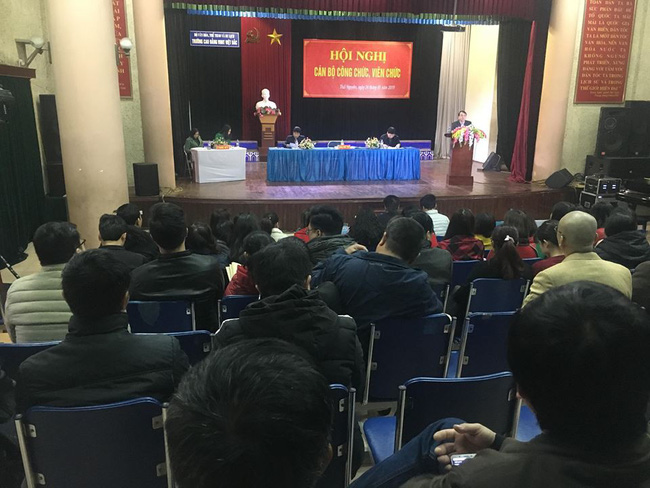 Trường Cao đẳng Văn hóa nghệ thuật Việt Bắc triển khai 8 nhiệm vụ trọng tâm năm 2019 - Ảnh 1.