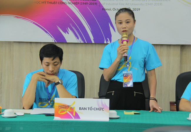 24 quốc gia tham gia sự kiện Hà Nội kết nối nghệ thuật - Hanoi Art Connecting 4th – 2019 - Ảnh 2.
