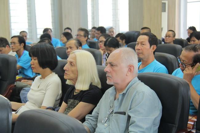 24 quốc gia tham gia sự kiện Hà Nội kết nối nghệ thuật - Hanoi Art Connecting 4th – 2019 - Ảnh 6.