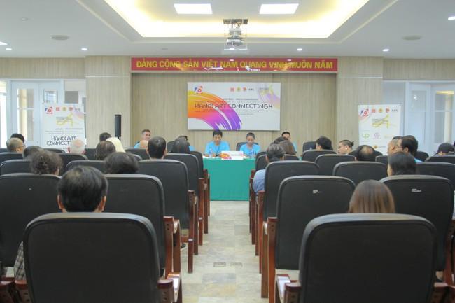 24 quốc gia tham gia sự kiện Hà Nội kết nối nghệ thuật - Hanoi Art Connecting 4th – 2019 - Ảnh 7.