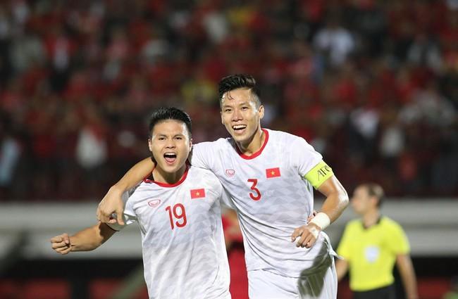 Đánh bại Indonesia, Đội tuyển Việt Nam tăng hạng trên Bảng xếp hạng FIFA - Ảnh 1.