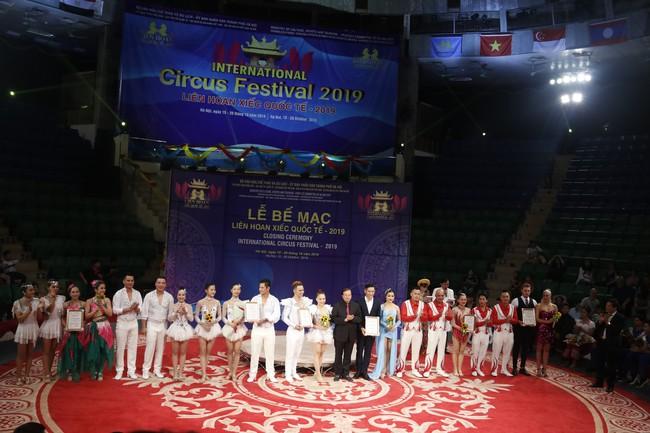 Bế mạc Liên hoan Xiếc quốc tế 2019 - Ảnh 2.