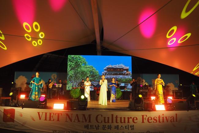 Ấn tượng những nét văn hóa đầy sức cuốn hút của Việt Nam tại Hàn Quốc - Ảnh 10.