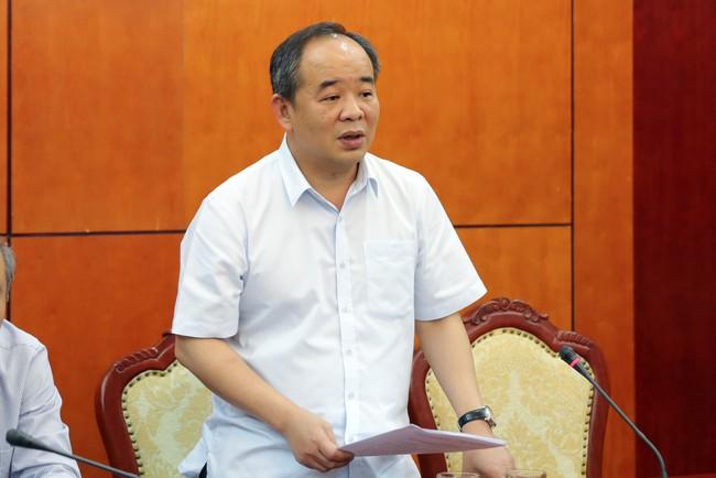 Thứ trưởng Lê Khánh Hải: Phải đặt mục tiêu giành Huy chương vàng cả bóng đá nam và nữ tại SEA Games 30 - Ảnh 1.