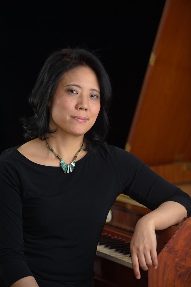 Đêm nhạc song tấu violon và piano của hai nghệ sĩ tài năng người Pháp và người Nhật  - Ảnh 3.