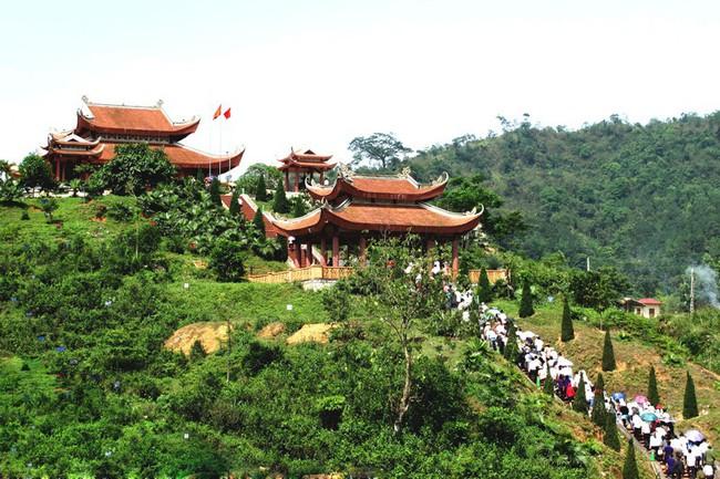 Thái Nguyên bảo tồn và phát huy giá trị di tích lịch sử - văn hóa - Ảnh 1.