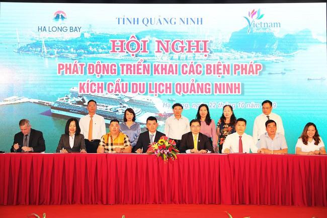 Quảng Ninh phát động triển khai các biện pháp kích cầu du lịch - Ảnh 1.