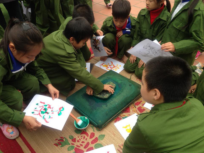 Đa dạng các hoạt động nhân kỷ niệm 75 năm thành lập quân đội nhân dân Việt Nam tại Bảo tàng Văn hóa các dân tộc Việt Nam  - Ảnh 1.