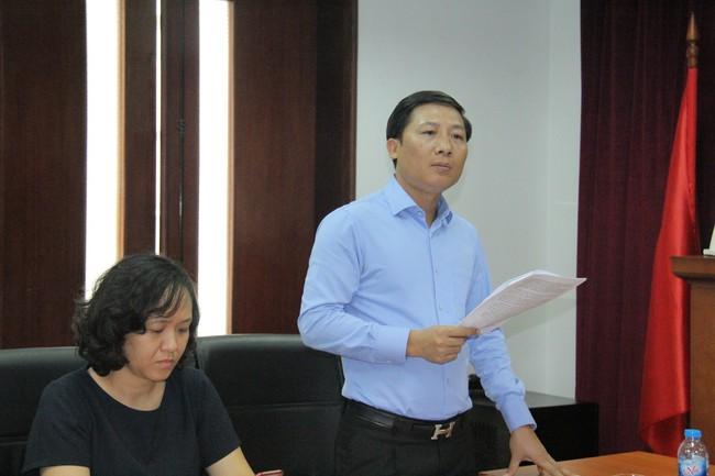 Thứ trưởng Lê Khánh Hải làm việc với Trung tâm Công nghệ thông tin - Ảnh 2.