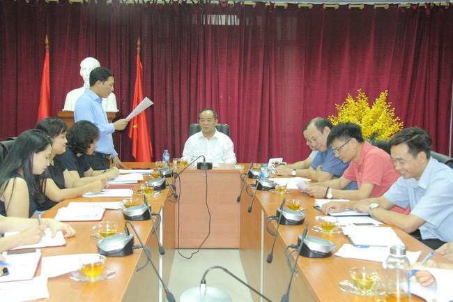 Thứ trưởng Lê Khánh Hải làm việc với Trung tâm Công nghệ thông tin - Ảnh 3.