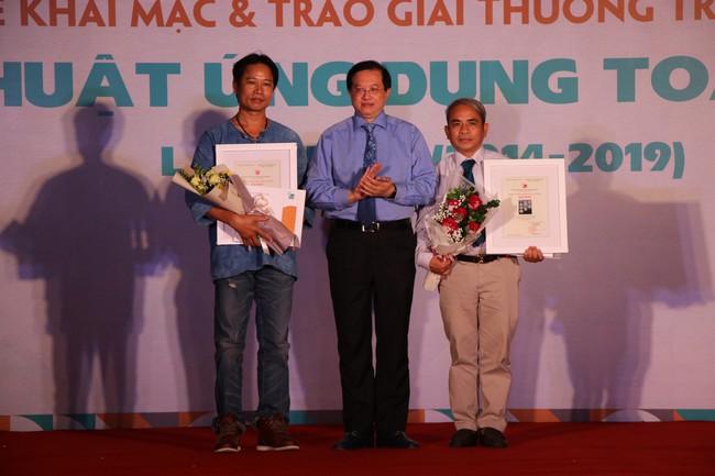 Khai mạc và trao Giải thưởng Triển lãm Mỹ thuật ứng dụng toàn quốc lần thứ 4- 2019 - Ảnh 2.