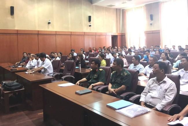 Bà Rịa – Vũng Tàu: Tập huấn bồi dưỡng kiến thức chuyên môn nghiệp vụ TDTT cơ sở - Ảnh 1.
