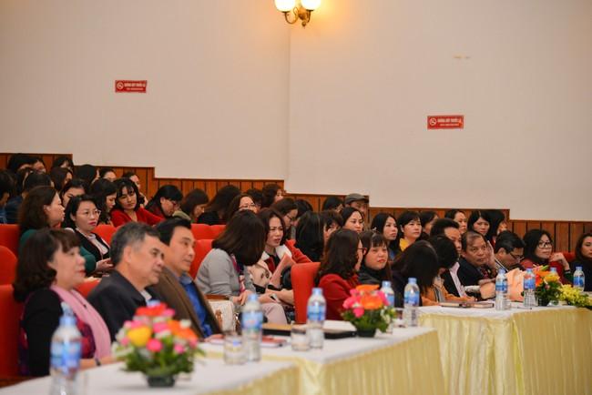 Trường Đại học Văn hóa Hà Nội: Tổ chức Hội nghị học tập, quán triệt và triển khai Nghị quyết Trung ương 8 khóa XII - Ảnh 1.