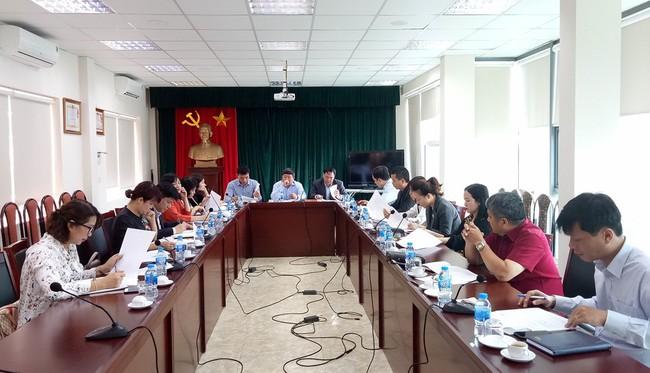 Công đoàn khối Di sản - Văn hóa cơ sở họp thống nhất kế hoạch hoạt động năm 2019 - Ảnh 1.