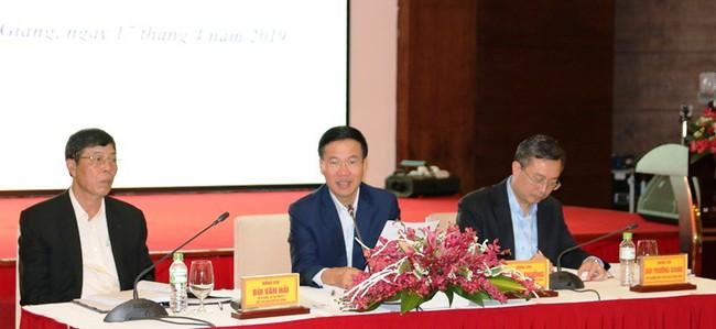 Cần lựa chọn những đột phá để thực hiện theo Di chúc của Chủ tịch Hồ Chí Minh - Ảnh 1.