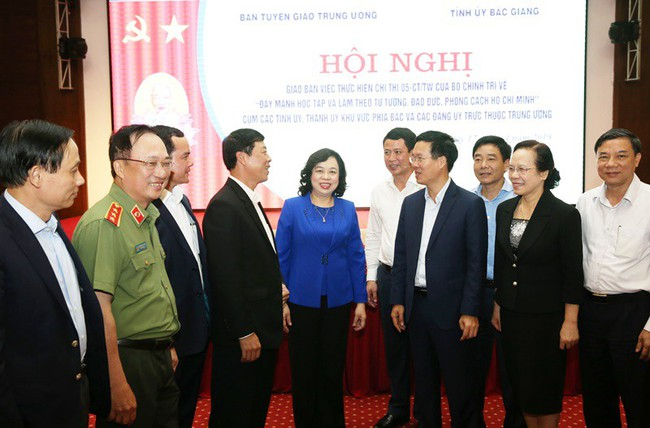Cần lựa chọn những đột phá để thực hiện theo Di chúc của Chủ tịch Hồ Chí Minh - Ảnh 4.