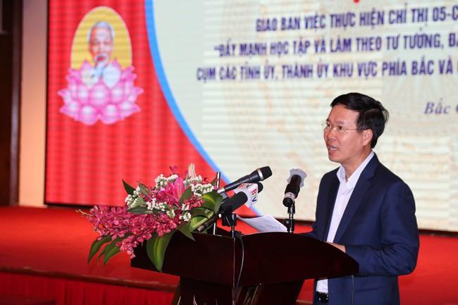 Cần lựa chọn những đột phá để thực hiện theo Di chúc của Chủ tịch Hồ Chí Minh - Ảnh 5.