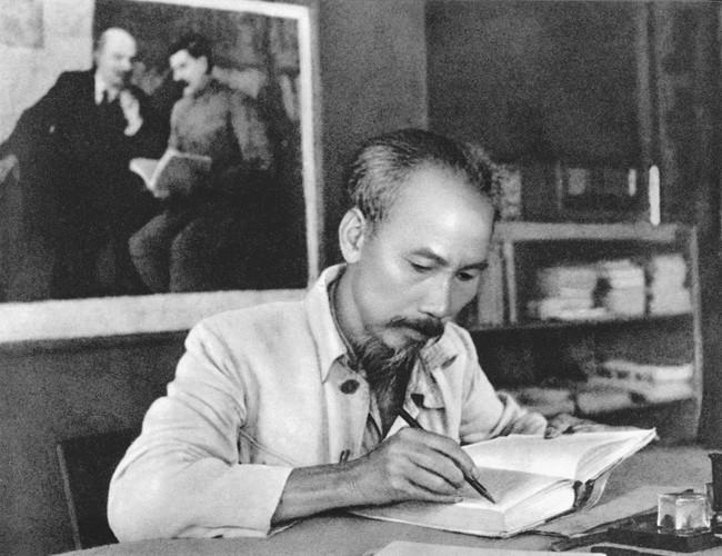 Đạo đức và nêu gương về đạo đức như Hồ Chí Minh - Ảnh 1.