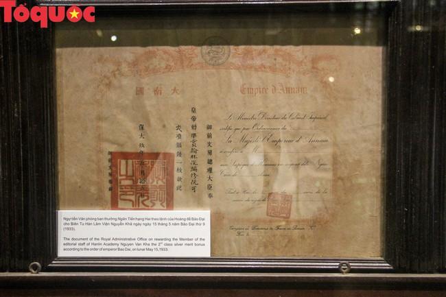 Khai  mạc trưng bày chuyên đề Quan xưởng triều Nguyễn với tinh hoa nghề Việt - Ảnh 12.
