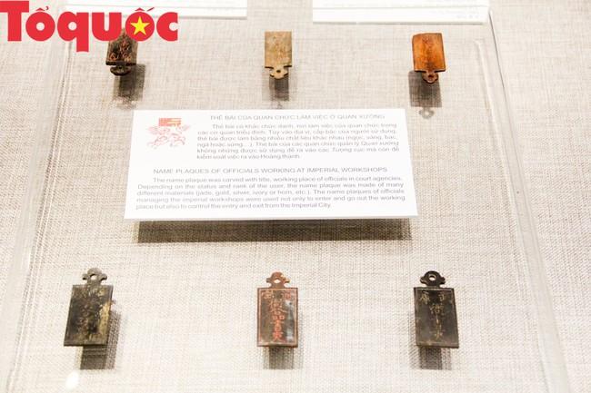 Khai  mạc trưng bày chuyên đề Quan xưởng triều Nguyễn với tinh hoa nghề Việt - Ảnh 3.