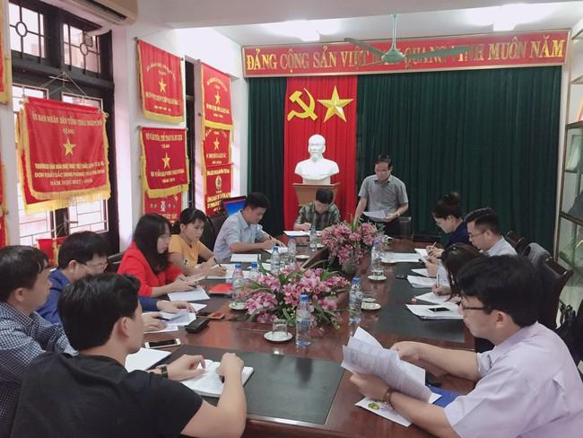 Trường Cao đẳng VHNT Việt Bắc thực hiện Nghị Quyết số 33-NQ/TW về Xây dựng và phát triển văn hóa, con người Việt Nam đáp ứng yêu cầu phát triển bền vững đất nước - Ảnh 1.