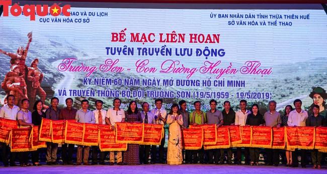 Thừa Thiên Huế đón nhận bằng xếp hạng Di tích Quốc gia đặc biệt Đường Trường Sơn - Đường Hồ Chí Minh - Ảnh 3.