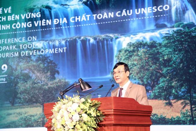 Thúc đẩy du lịch bền vững ở Công viên địa chất Non nước Cao Bằng - Ảnh 1.