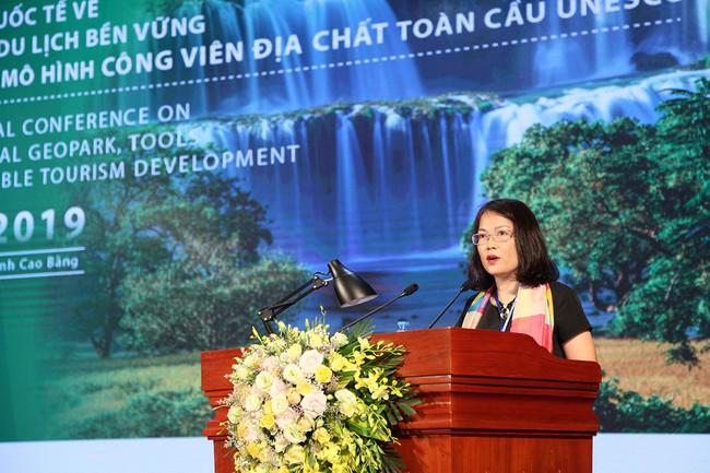 Thúc đẩy du lịch bền vững ở Công viên địa chất Non nước Cao Bằng - Ảnh 3.