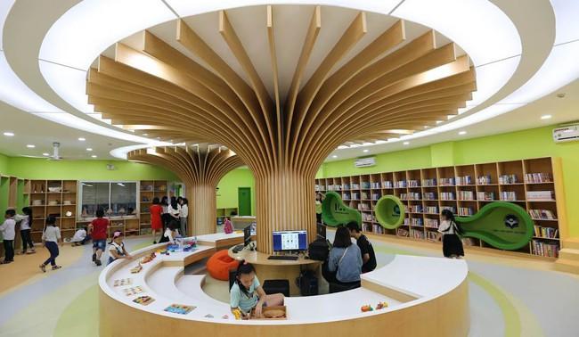 Luật Thư viện được ban hành góp phần truyền bá tri thức nhân loại, giữ gìn bản sắc văn hóa của dân tộc - Ảnh 2.