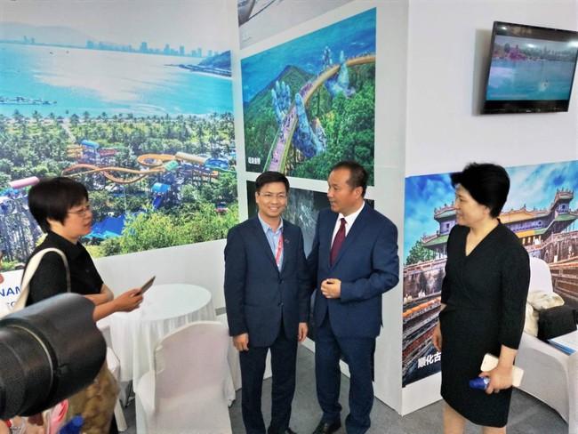 Việt Nam tham gia Hội chợ du lịch quốc tế Sơn Đông - Ảnh 2.