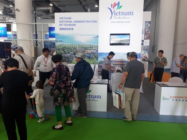 Việt Nam tham gia Hội chợ du lịch quốc tế Sơn Đông - Ảnh 3.