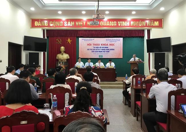 50 năm thực hiện Di chúc Hồ Chí Minh: Chỉnh đốn Đảng là việc làm tiên quyết và lâu dài - Ảnh 3.