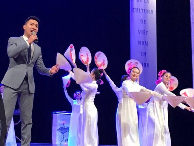 Ấn tượng những ngày Văn hóa Việt Nam tại Cuba 2019 - Ảnh 2.