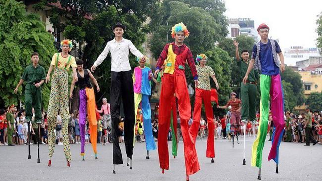 Gần 10.000 người sẽ tham dự Lễ Hội đường phố 20 năm Hà Nội – Thành phố vì hoà bình  - Ảnh 4.