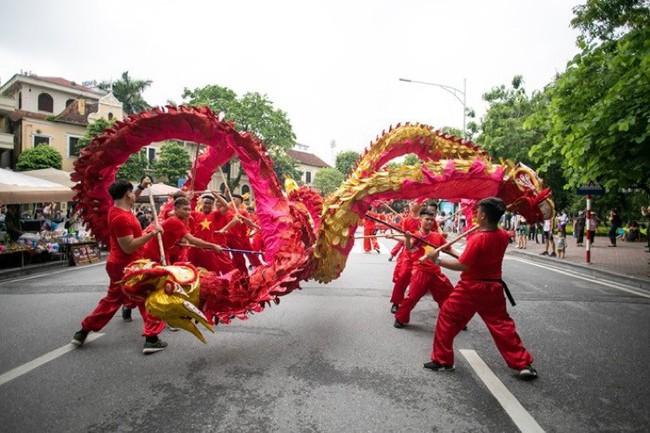 Gần 10.000 người sẽ tham dự Lễ Hội đường phố 20 năm Hà Nội – Thành phố vì hoà bình  - Ảnh 6.
