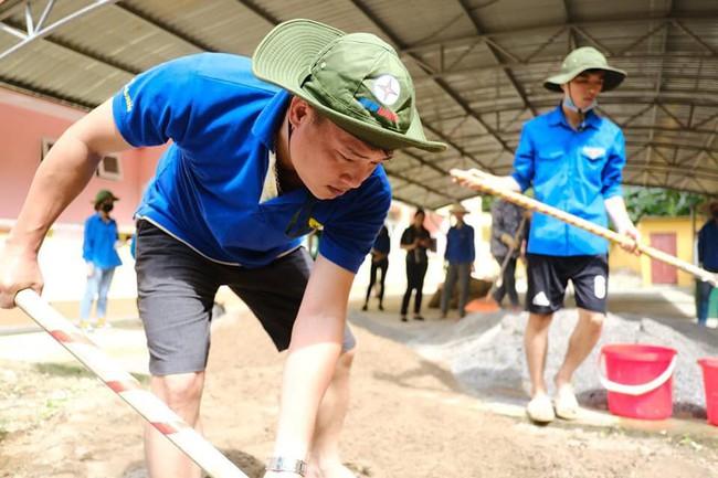 Trường Đại học Văn hóa Hà Nội: Phát huy tinh thần xung kích, tình nguyện vì cộng đồng - Ảnh 1.