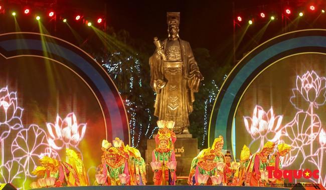"""Ấn tượng chương trình nghệ thuật kỷ niệm 20 năm Hà Nội - """"Thành phố Vì hòa bình"""" - Ảnh 2."""