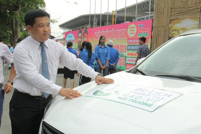 Phú Thọ phát động Du lịch chung tay bảo vệ môi trường, hạn chế rác thải nhựa - Ảnh 8.