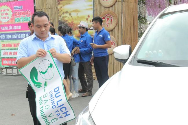 Phú Thọ phát động Du lịch chung tay bảo vệ môi trường, hạn chế rác thải nhựa - Ảnh 9.