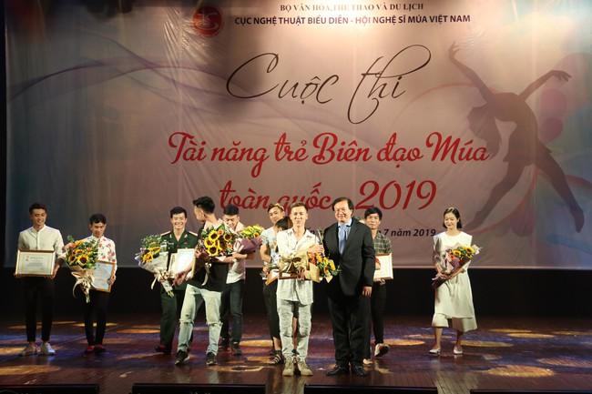 Trao giải Cuộc thi Tài năng trẻ Biên đạo Múa toàn quốc 2019 - Ảnh 1.