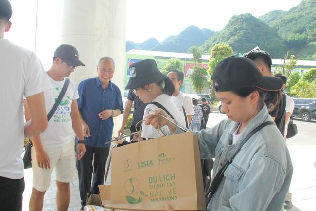 Du lịch chung tay bảo vệ môi trường, hạn chế rác thải nhựa sẽ được triển khai sâu rộng trong cả nước - Ảnh 4.